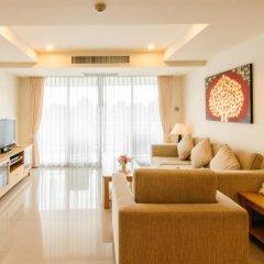 Отель Searidge Hua Hin By Salinrat Полулюкс с различными типами кроватей фото 12