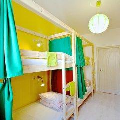 Хостел Фонтанка 22 Кровать в мужском общем номере с двухъярусной кроватью фото 4