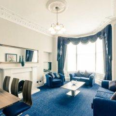 Отель Allison Executive Lets Глазго комната для гостей фото 5