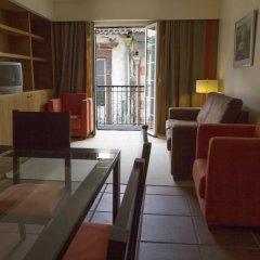 Отель Apartamentos Turisticos Atlantida Улучшенные апартаменты разные типы кроватей фото 12
