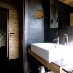 Отель Pa' Sefn Саурис ванная