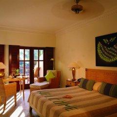 Отель Hilton Mauritius Resort & Spa 5* Номер Делюкс с двуспальной кроватью фото 7