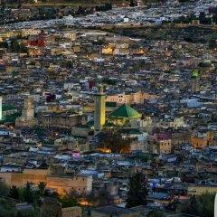 Отель Dar Ziat Марокко, Фес - отзывы, цены и фото номеров - забронировать отель Dar Ziat онлайн фото 5