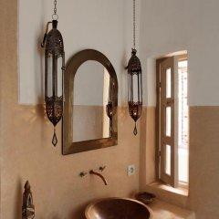 Отель Le Riad Berbere Марокко, Марракеш - отзывы, цены и фото номеров - забронировать отель Le Riad Berbere онлайн ванная