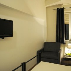 Warsaw Center Hostel LUX Номер с общей ванной комнатой с различными типами кроватей (общая ванная комната) фото 2