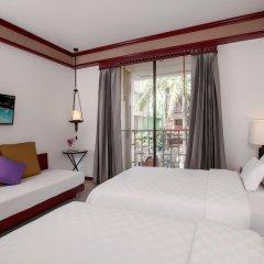 Отель New Patong Premier Resort 3* Улучшенный номер с двуспальной кроватью фото 3