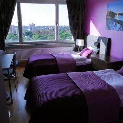 Отель Liljeholmens Stadshotell Полулюкс с различными типами кроватей фото 3