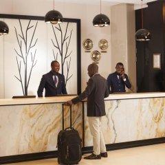 Отель Chik-Chik Lubango интерьер отеля