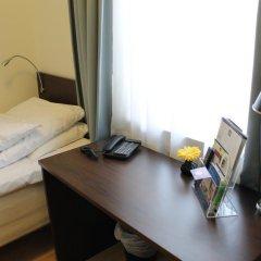 Отель Best Western Plus Hotell Hordaheimen 3* Стандартный номер с различными типами кроватей фото 3