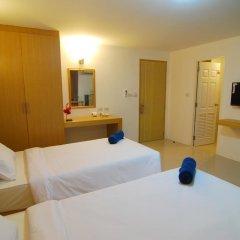 Отель Leelawadee Naka 3* Стандартный номер разные типы кроватей