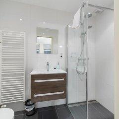 Отель Boogaards Bed and Breakfast Нидерланды, Амстердам - отзывы, цены и фото номеров - забронировать отель Boogaards Bed and Breakfast онлайн ванная