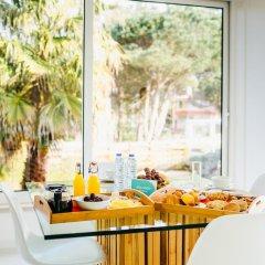 Отель Obidos Lagoon Wellness Retreat 4* Апартаменты разные типы кроватей фото 44