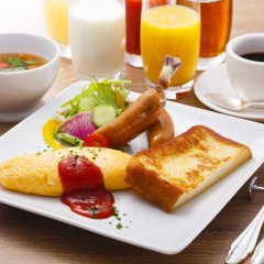 Отель Risveglio Akasaka Япония, Токио - отзывы, цены и фото номеров - забронировать отель Risveglio Akasaka онлайн питание фото 2