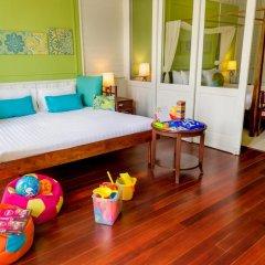 Отель Manathai Koh Samui 4* Семейный люкс с двуспальной кроватью фото 2