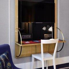 Hotel L'Echiquier Opéra Paris MGallery by Sofitel 4* Номер Classic с различными типами кроватей фото 6