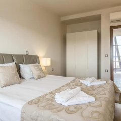 Galeon Residence & SPA Hotel 5* Люкс разные типы кроватей фото 3