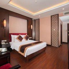 Quoc Hoa Premier Hotel 4* Представительский номер разные типы кроватей
