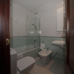 Отель Pensión Residencia A Cruzán - Adults Only 3* Стандартный номер с 2 отдельными кроватями фото 3