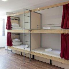 St Christopher's Inn Gare Du Nord - Hostel Кровать в женском общем номере с двухъярусной кроватью фото 9