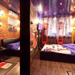 Дизайн-отель Домино комната для гостей фото 3