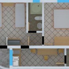 Апартаменты Apartments Anastasija Семейные апартаменты с двуспальной кроватью фото 5