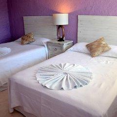 Отель Cielito Holbox 3* Стандартный номер с 2 отдельными кроватями фото 5