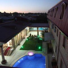 Отель Гранд Атлас Узбекистан, Ташкент - отзывы, цены и фото номеров - забронировать отель Гранд Атлас онлайн бассейн