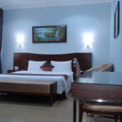 Conference Hotel & Suites Ijebu 4* Номер Делюкс с различными типами кроватей фото 2