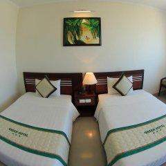 Green Hotel 3* Улучшенный номер с 2 отдельными кроватями фото 2