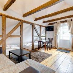 Апартаменты Dom & House – Apartments Port Monte Cassino Сопот комната для гостей фото 4