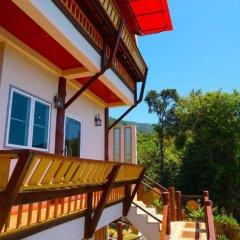 Отель Villa Sukhothai @ Golden Pool Villas балкон