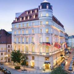 Отель Mandarin Oriental, Munich 5* Полулюкс с различными типами кроватей фото 9