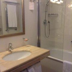 Hotel Tiber 4* Стандартный номер с различными типами кроватей фото 5