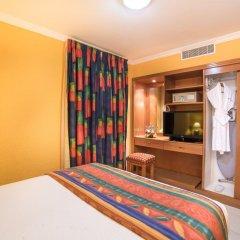 Отель Marbella Resort Sharjah 4* Полулюкс с различными типами кроватей фото 6