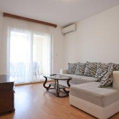 Отель Apartmani Jovan Черногория, Будва - отзывы, цены и фото номеров - забронировать отель Apartmani Jovan онлайн комната для гостей фото 3