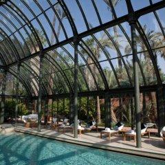 Отель Royal Mansour Marrakech Марракеш бассейн фото 3