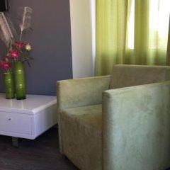 Отель First Domizil Апартаменты с различными типами кроватей фото 5
