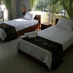 Отель Baan Sabai De 2* Улучшенный номер с 2 отдельными кроватями
