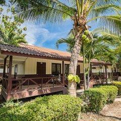 Отель Coco Palm Beach Resort 3* Улучшенное бунгало с различными типами кроватей фото 5