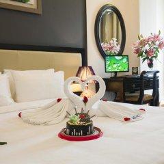 Holiday Emerald Hotel 3* Стандартный номер с различными типами кроватей фото 3