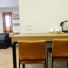 Отель My loft residence 3* Люкс с различными типами кроватей фото 8