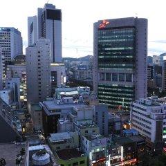Отель SKYPARK Myeongdong II Южная Корея, Сеул - 1 отзыв об отеле, цены и фото номеров - забронировать отель SKYPARK Myeongdong II онлайн