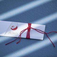 Отель Aliko Luxury Suites Греция, Остров Санторини - отзывы, цены и фото номеров - забронировать отель Aliko Luxury Suites онлайн спа