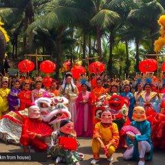Отель GreenView Villa Phoenix Golf Club Pattaya Бангламунг детские мероприятия