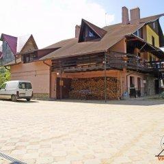 Гостиница Усадьба Арефьевых парковка
