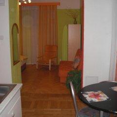 Отель Apartmán Orchidej u Vřídla в номере