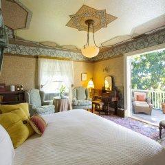 Отель Simpson House Inn 5* Стандартный номер с различными типами кроватей фото 19