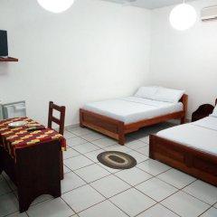 Отель Brenu Beach Lodge комната для гостей фото 2
