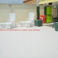 Отель Appartamenti Calliope e Silvia, Giardini Naxos Джардини Наксос бассейн