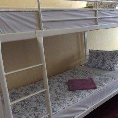 Хостел Москва 2000 на Машкова Кровать в общем номере двухъярусные кровати фото 8